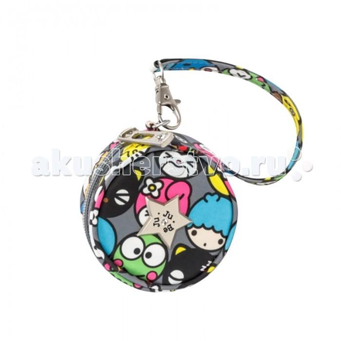 Гигиена и здоровье , Аксессуары для пустышек Ju-Ju-Be Сумочка для пустышки Paci-Pod Hello Kitty арт: 155579 -  Аксессуары для пустышек