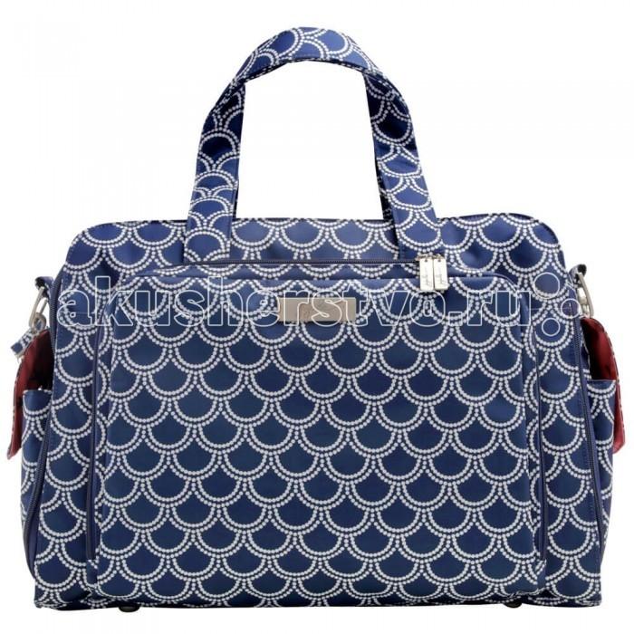 Сумки для мамы Ju-Ju-Be Дорожная сумка Be Prepared сумка для мамы ju ju be hobobe pink pinwheels 12hb01a 8737