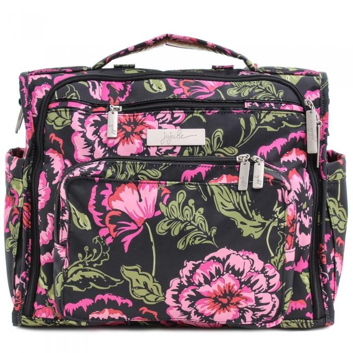 Сумки для мамы Ju-Ju-Be Сумка-рюкзак для мамы B.F.F. сумка для мамы ju ju be hobobe pink pinwheels 12hb01a 8737