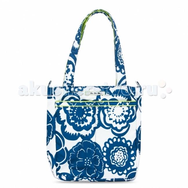Сумки для мамы Ju-Ju-Be Сумка для мамы BeLight сумка для мамы ju ju be hobobe pink pinwheels 12hb01a 8737