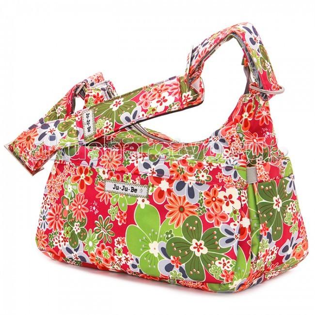 Сумки для мамы Ju-Ju-Be Сумка для мамы HoboBe сумка для мамы ju ju be hobobe pink pinwheels 12hb01a 8737