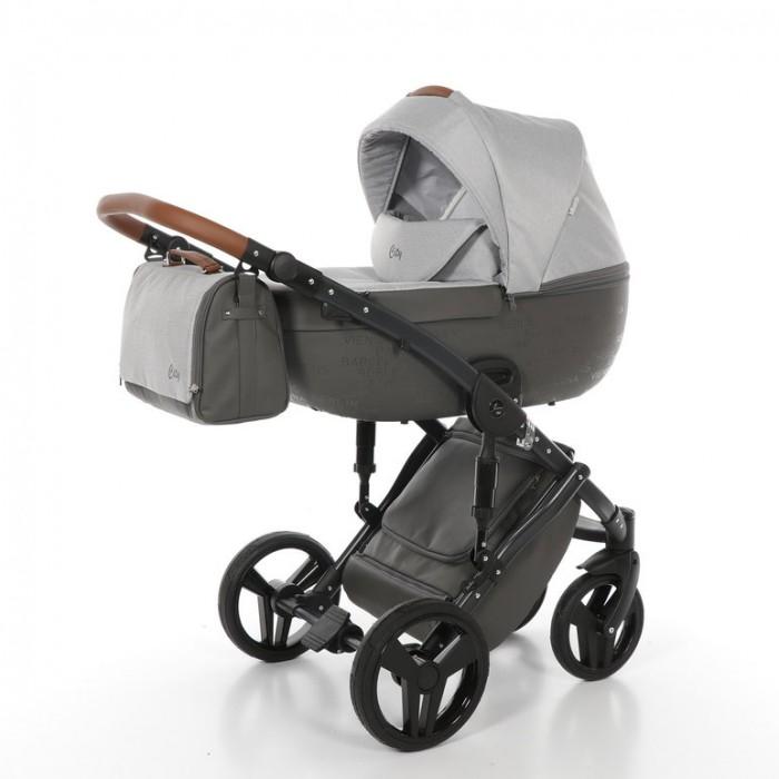 Детские коляски , Коляски 2 в 1 Junama City 2 в 1 арт: 418589 -  Коляски 2 в 1