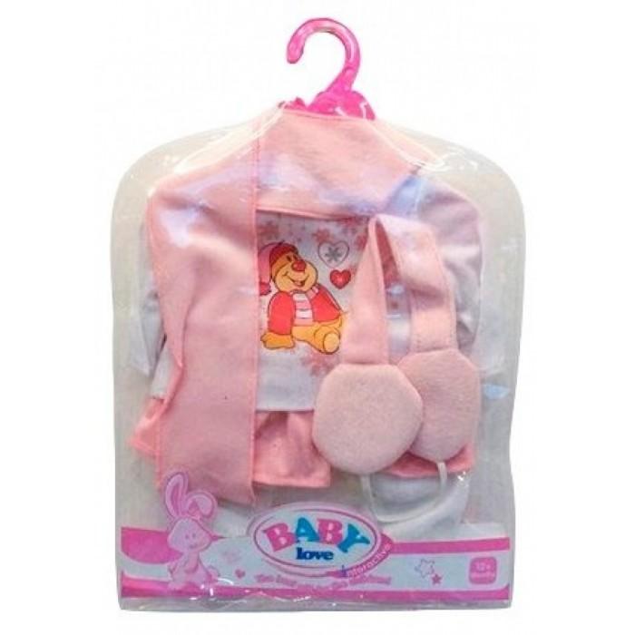 junfa toys комплект одежды для кукол blc11 белый синий Куклы и одежда для кукол Junfa Одежда для кукол 30x20 см