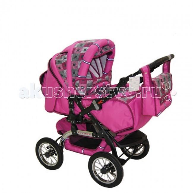 Детские коляски , Коляски-трансформеры Kacper Tessuto арт: 70378 -  Коляски-трансформеры