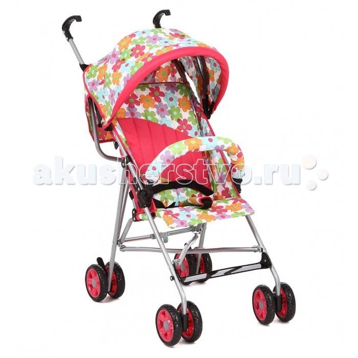 Коляска-трость Kaili B-7CGB-7CGЛегкая и маневренная коляска-трость Kaili B-7CG - это настоящая находка для родителей. С этой коляской можно часами гулять на свежем воздухе в теплое время года.   Козырек коляски сможет защитить ребенка от солнечных лучей или небольшого дождика, а ремни и съемный бампер сделают прогулку ребенка комфортной и безопасной.   В сложенном состоянии коляска имеет небольшие размеры, ее легко транспортировать. Яркие и красочные расцветки коляски порадуют не только детей, но и родителей.  Основные характеристики: трехточечный ремень безопасности съемный бампер стопоры на задних колесах поворотные передние колеса механизм складывания - трость  Размер: 40х105х85 см. Вес: 5.3 кг.<br>