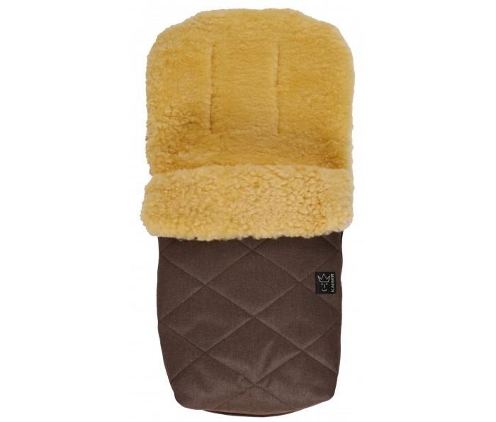 Купить Конверты для новорожденных, Kaiser Зимний конверт Paat (Natura) меховой на 2-х молниях