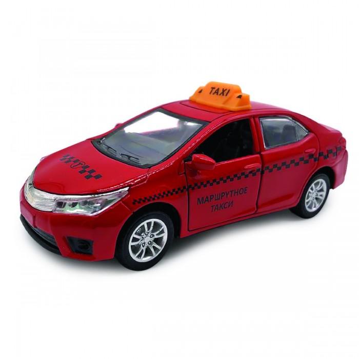 Машины Kaiyu Коллекционная машинка Такси