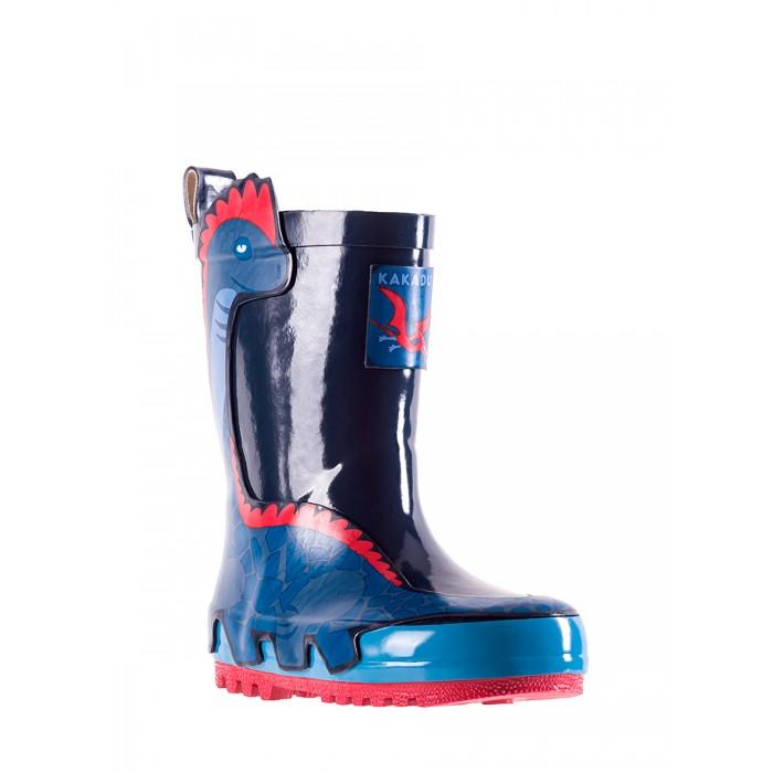резиновая обувь lassie резиновые сапоги 769142 Резиновая обувь Kakadu Резиновые сапоги для мальчика 8962А