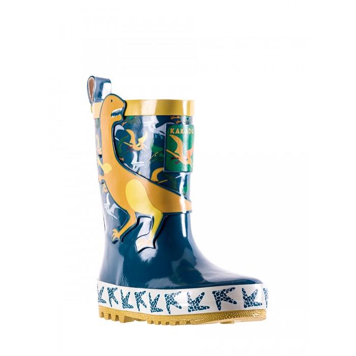 резиновая обувь lassie резиновые сапоги 769142 Резиновая обувь Kakadu Резиновые сапоги для мальчика 8963A
