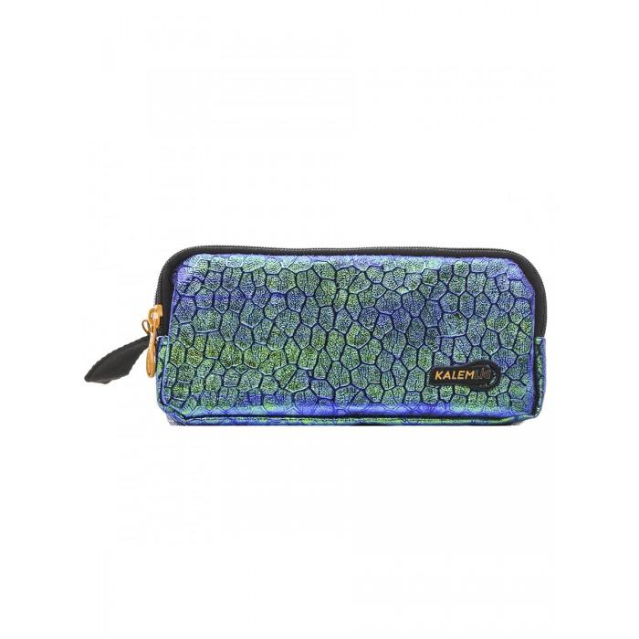 Kalemlig Пенал 2 отделения на молнии 21.5х10х6 см KL20-CEDO