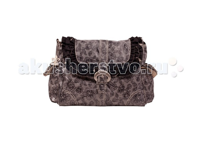 Kalencom Cумка для мамы Buckle Bag Coated