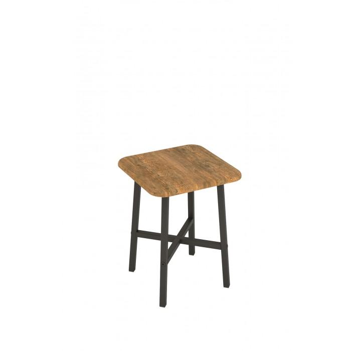 Детские столы и стулья Калифорния мебель Табурет Кросс