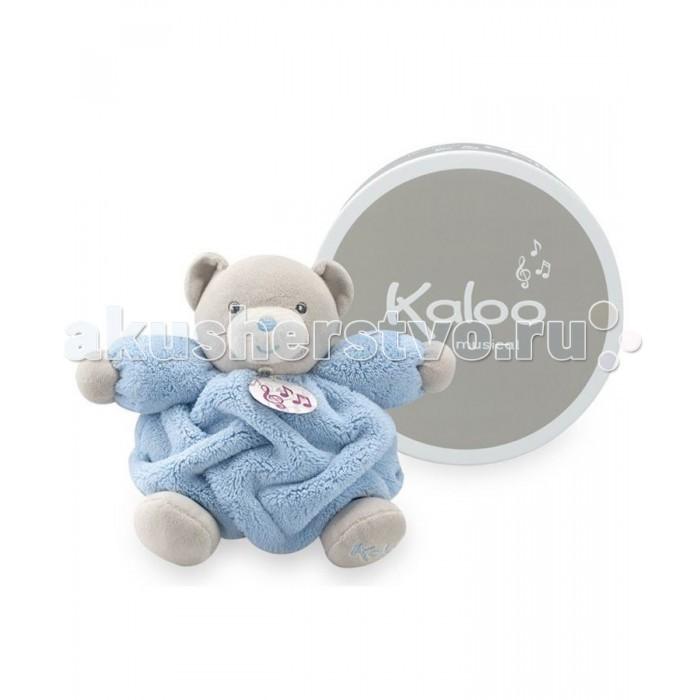 Мягкие игрушки Kaloo Плюм Мишка маленький музыкальный, Мягкие игрушки - артикул:484441