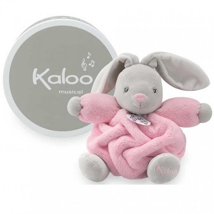 Мягкие игрушки Kaloo Плюм Заяц маленький музыкальный игры на приставку заяц
