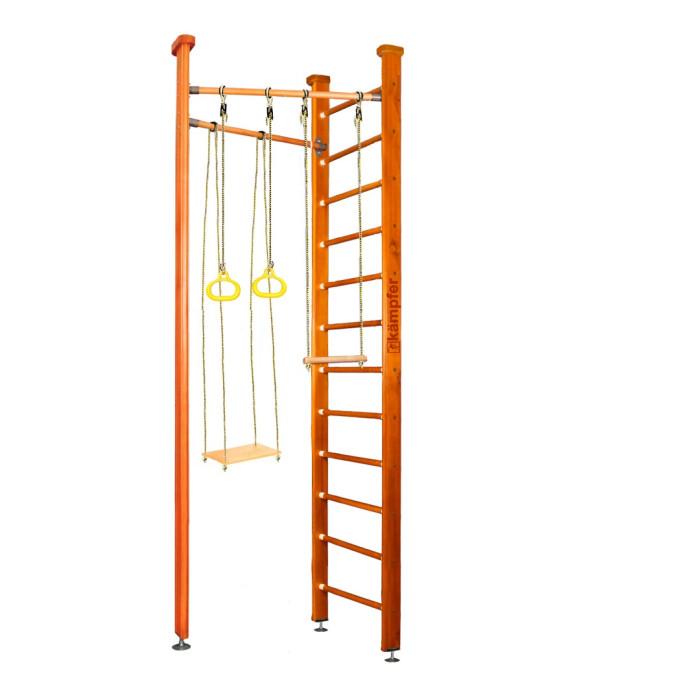 Шведские стенки Kampfer Детский спортивный комплекс Compact Стандарт, Шведские стенки - артикул:535086