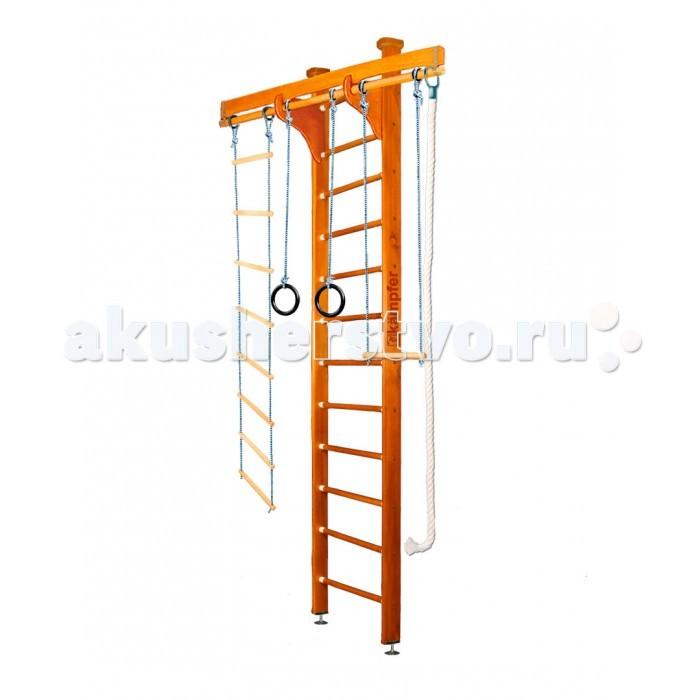 Шведские стенки Kampfer Домашний спортивный комплекс Wooden Ladder Ceiling, Шведские стенки - артикул:534651