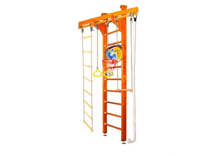 Kampfer Домашний спортивный комплекс Wooden Ladder Ceiling Basketball Shield 2.67 м