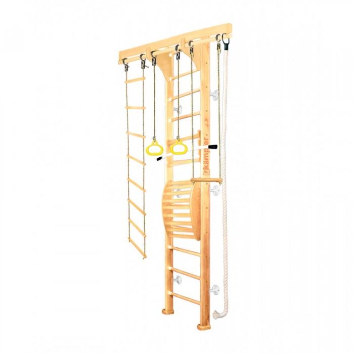 Картинка для Kampfer Шведская стенка Wooden ladder Maxi Wall высота 3 м