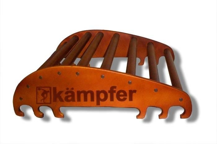 Спортивные комплексы Kampfer Домашний спортивный тренажер Posture 1 Wall велотренажер kampfer эллиптический тренажер mars ke 1202