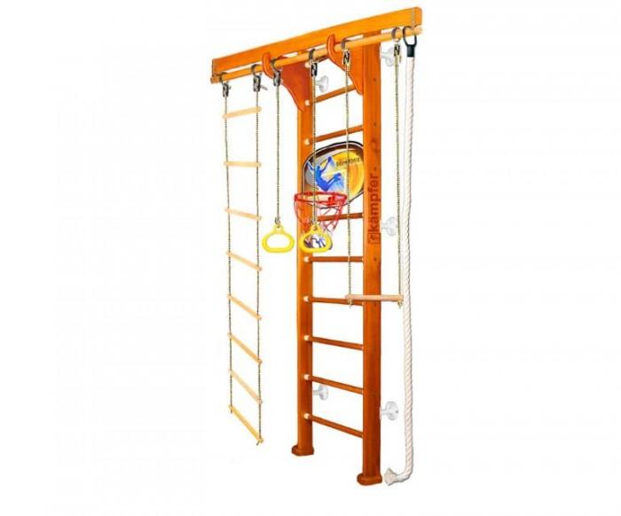 Шведские стенки, Kampfer Шведская стенка Wooden Ladder Wall Basketball Shield 3 м  - купить со скидкой
