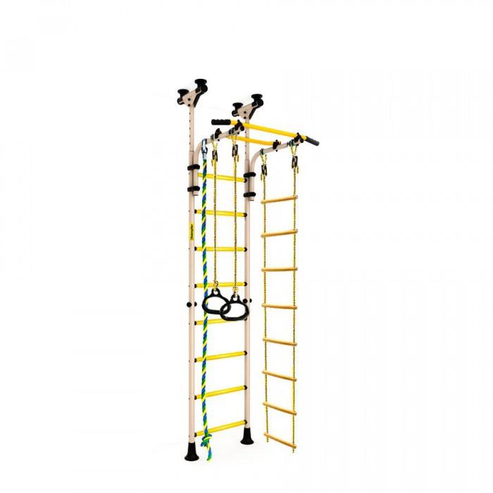 Шведские стенки Kampfer Детский спортивный комплекс Strong kid Ceiling Стандарт, Шведские стенки - артикул:535146