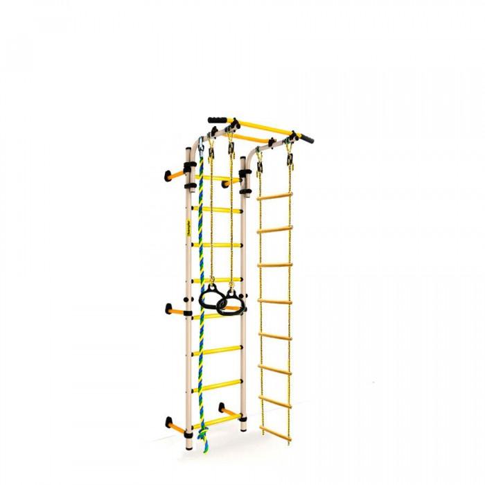 Шведские стенки Kampfer Детский спортивный комплекс Strong Kid Wall 2.6 м, Шведские стенки - артикул:535181