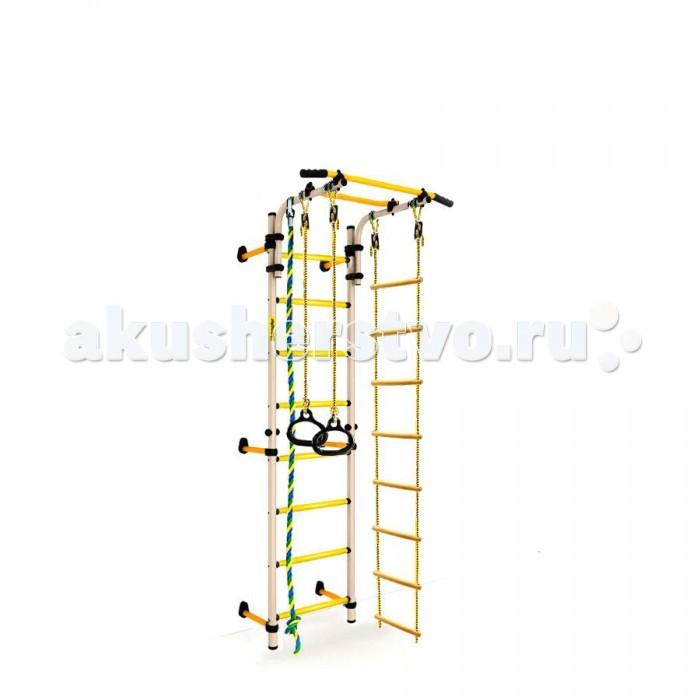 Шведские стенки Kampfer Детский спортивный комплекс Strong Kid Wall Стандарт, Шведские стенки - артикул:535186