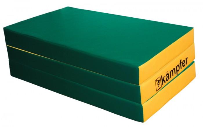 Kampfer Мат №6 (150х100х10) складнойМат №6 (150х100х10) складнойKampfer Мат №6 (150х100х10) складной обеспечивает дополнительную безопасность детей во время занятий!   Особенности: Износостойкое покрытие защищает и надолго сохраняет презентабельный вид мата Kampfer, обеспечивая максимальную защиту наполнителя и увеличивая срок службы. Применение современных материалов позволяет надолго сохранить насыщенность цвета.  Мат Kampfer, совершенно безопасен для детей, изготовлен из экологически чистых материалов, не причиняющих вреда здоровью. Не имеет посторонних запахов, обладает антибактериальным и гипоаллергенным эффектом.  Прекрасно экономит свободное место! Складная конструкция позволяет максимально сократить размеры мата, что облегчает его перевозку и хранение. Яркий дизайн несомненно подойдет к любой обстановке и станет украшением любой детской комнаты. Современный дизайн и качественное исполнение Надежность и долговечность Широкий модельный ряд конструктивного исполнения.  Легкая транспортировка и хранение!  Преимущества материалов изготовления матов Kampfer: Экологически чистые и гипоаллергенные! Устойчивы к разрыву!  Допускаются многократные изгибания! Устойчивы к истиранию! Легко моются и чистятся.  Материалы изготовления: Покрытие: винилискожа  Наполнитель: поролон  Габариты мата: Длина: 1.5 м Ширина: 1 м Толщина: 10 см<br>