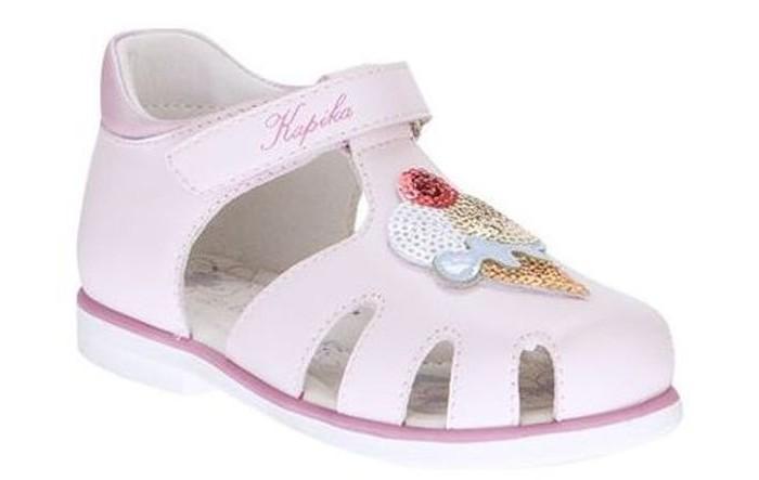 Босоножки и сандалии Kapika Туфли открытые 31305-2 босоножки и сандалии dandino туфли открытые z135