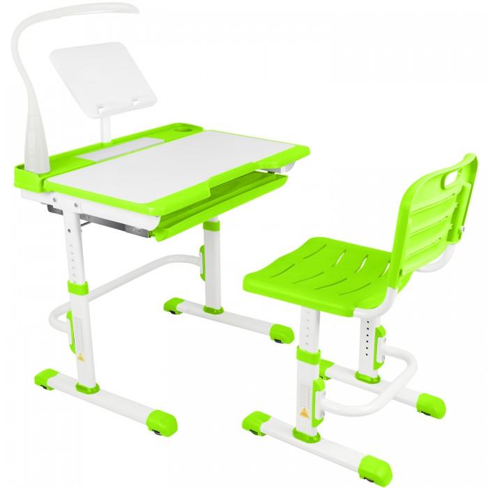 Фото - Школьные парты Капризун Парта трансформер со стулом T7 школьные парты tct nanotec стол эргономик м6 xs