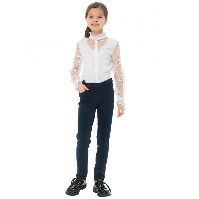 Карамелли Блузка для девочки О73676