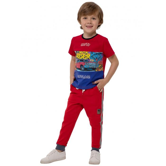 футболки и топы свiтанак джемпер д800687 Футболки и топы Карамелли Джемпер для мальчика Сингапур Сити о44853