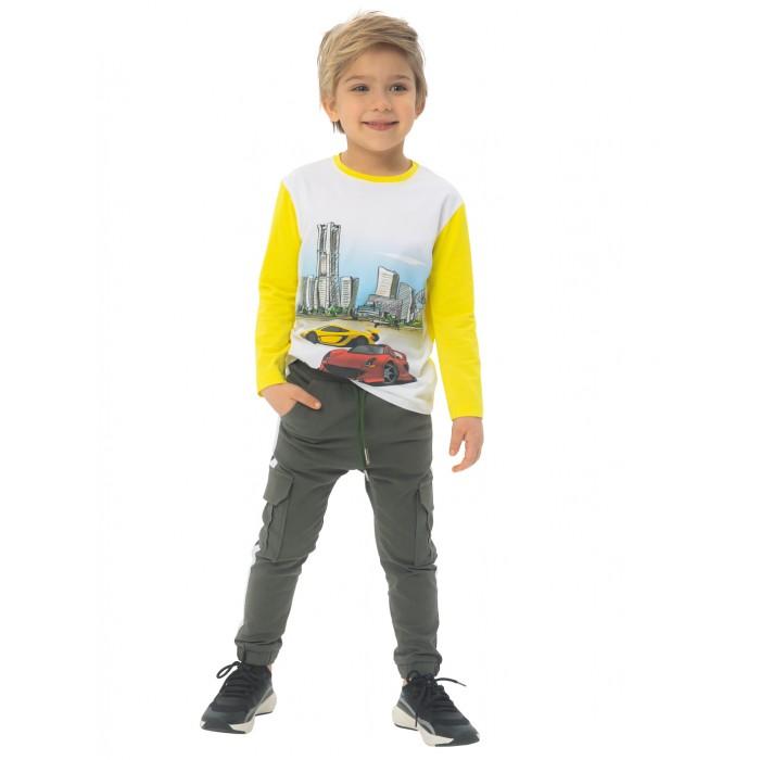 Карамелли Джемпер для мальчика Сингапур Сити О44868 фото