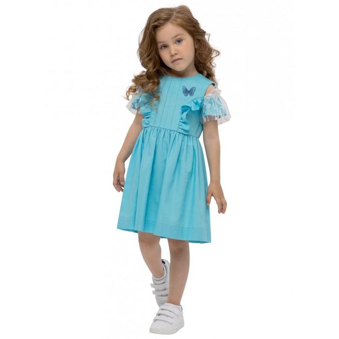 Карамелли Платье для девочки Будь смелее! фото