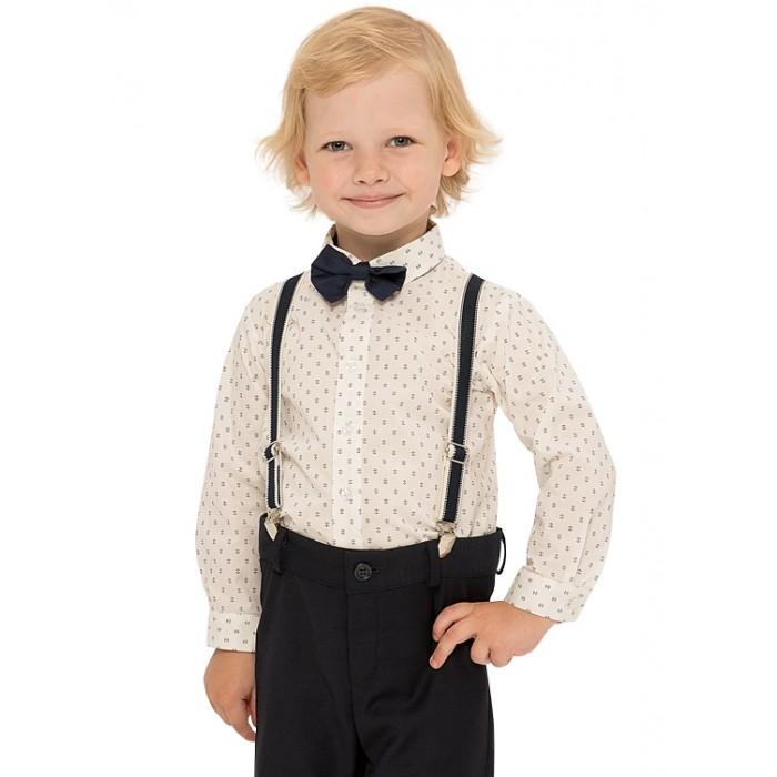 Рубашки Карамелли Верхняя сорочка для мальчика О23474