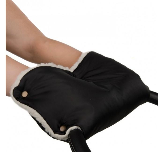 муфты для рук esspero муфта для рук на коляску gentle leatherette Муфты для рук Карапуз Муфта для рук на коляску