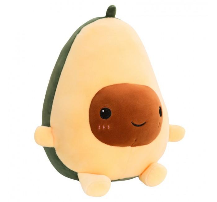 Подушки для малыша Kawaii Factory Игрушка-подушка Авокадо гладкий 40 см
