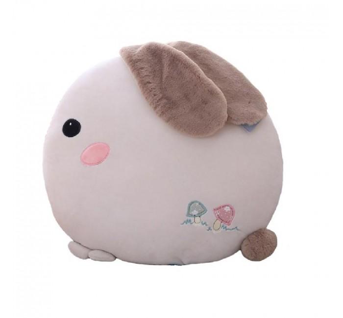 Купить Подушки для малыша, Kawaii Factory Игрушка-подушка Круглый заяц 55 см