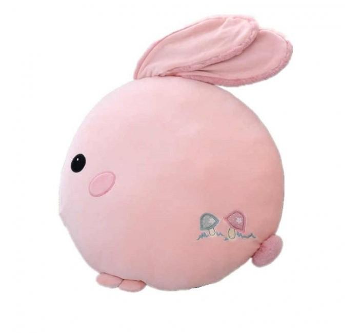 Kawaii Factory Игрушка-подушка Круглый заяц 55 см