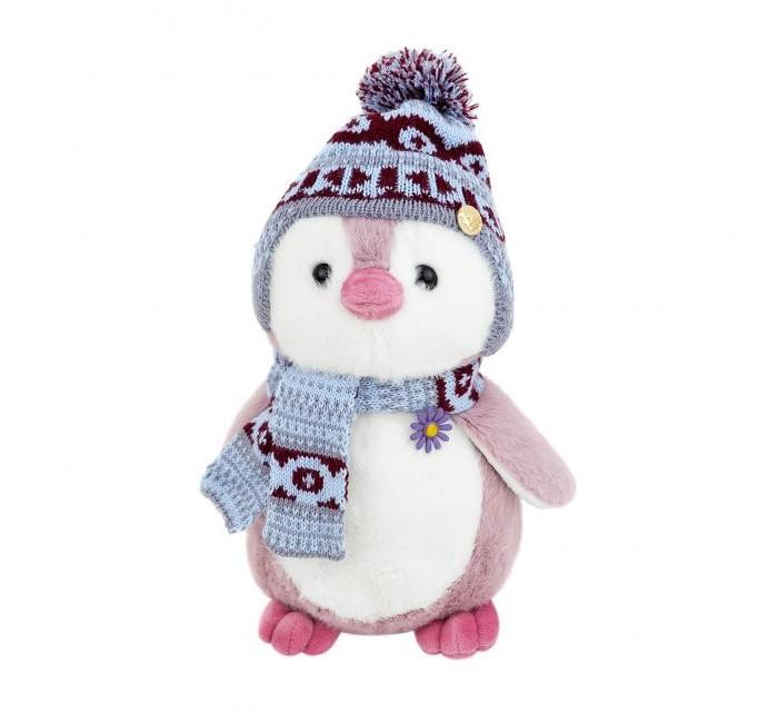 Мягкая игрушка Kawaii Factory Игрушка-подушка Пингвин Мелани 27 см