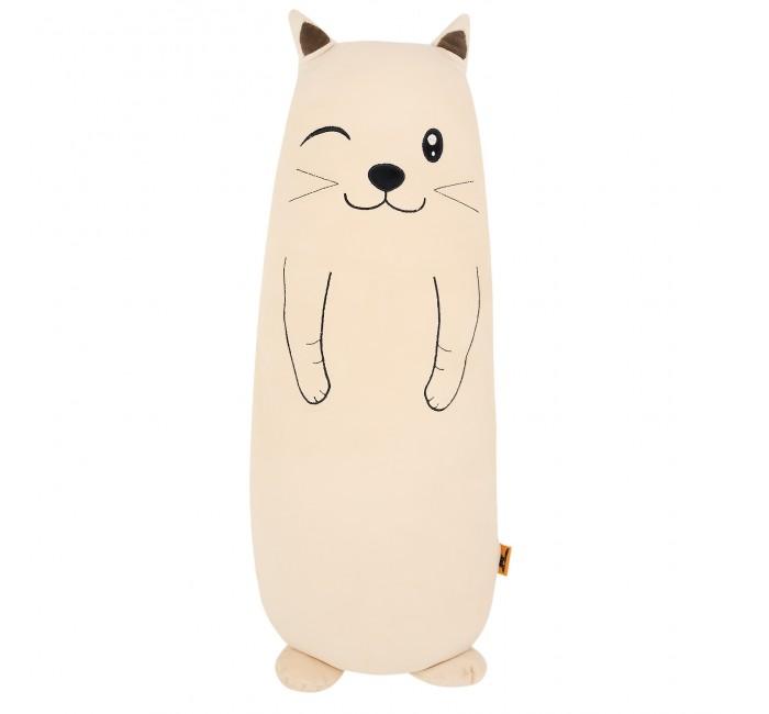 Подушки для малыша Kawaii Factory Игрушка-подушка Подмигивающий кот 70 см