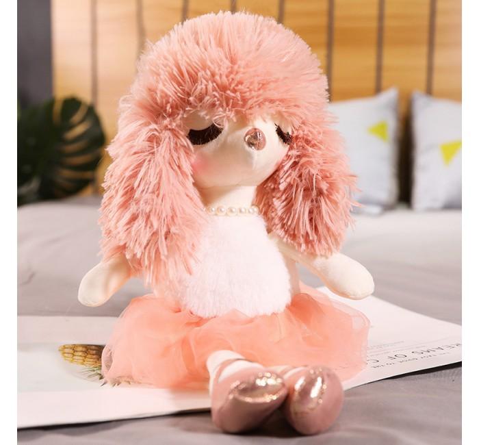 Мягкая игрушка Kawaii Factory Игрушка-подушка Собачка-красотка Белла 42 см