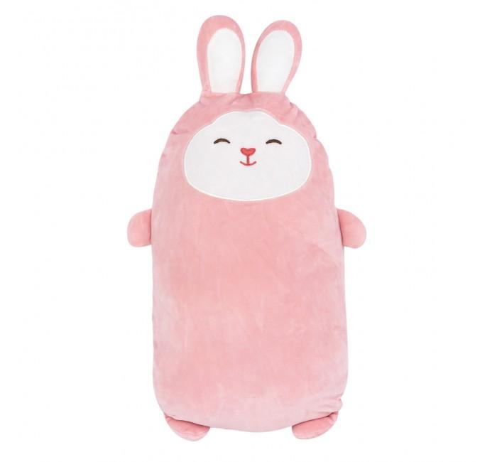 Мягкая игрушка Kawaii Factory Игрушка-подушка Спящий зайка 55 см