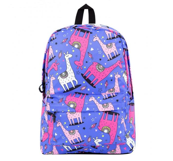 Купить Школьные рюкзаки, Kawaii Factory Рюкзак Lama time
