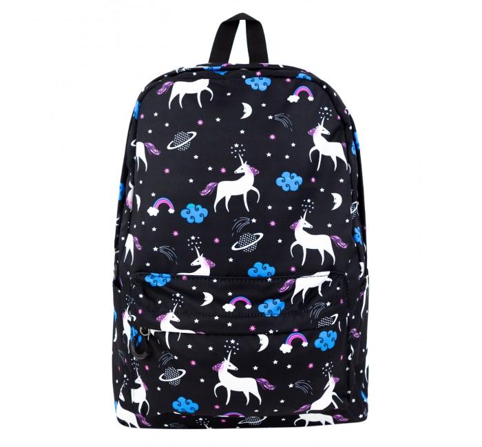 Купить Школьные рюкзаки, Kawaii Factory Рюкзак Единороги в космосе большой