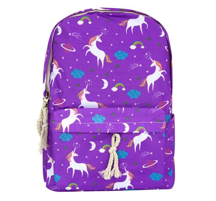 Купить Школьные рюкзаки, Kawaii Factory Рюкзак Единороги в космосе