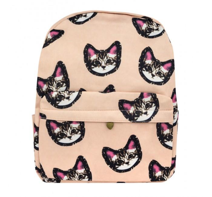 Купить Школьные рюкзаки, Kawaii Factory Рюкзак Котики