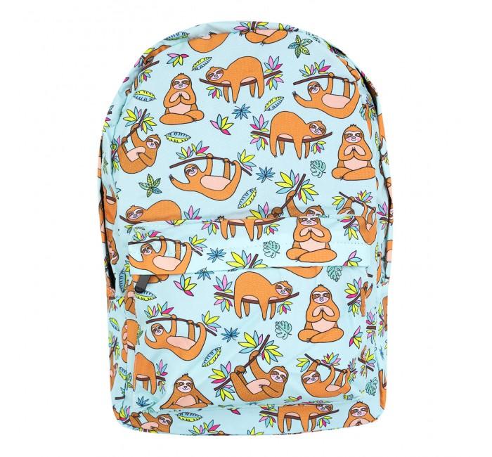 Купить Школьные рюкзаки, Kawaii Factory Рюкзак Ленивцы