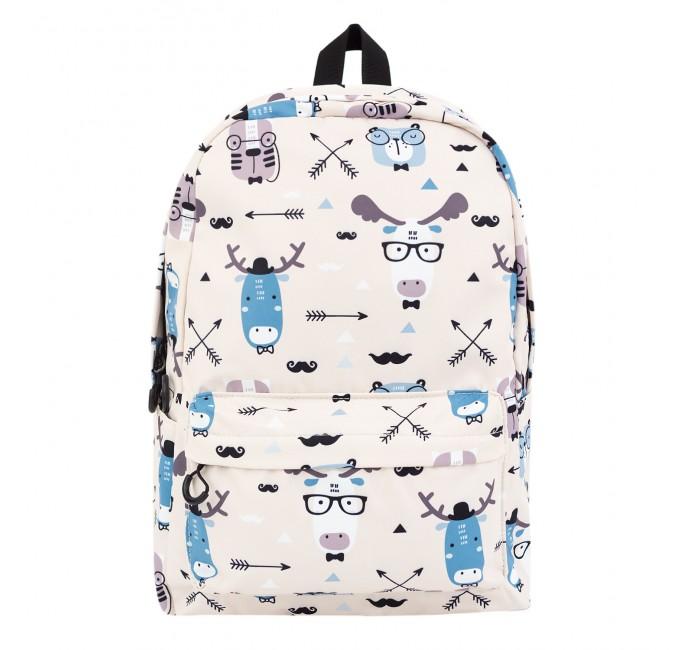 Купить Школьные рюкзаки, Kawaii Factory Рюкзак Smart animals