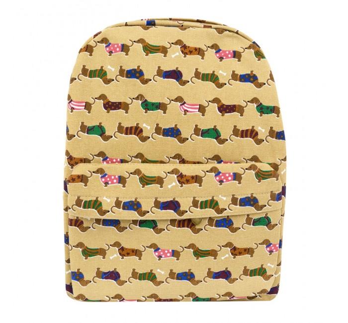 Купить Школьные рюкзаки, Kawaii Factory Рюкзак Таксы